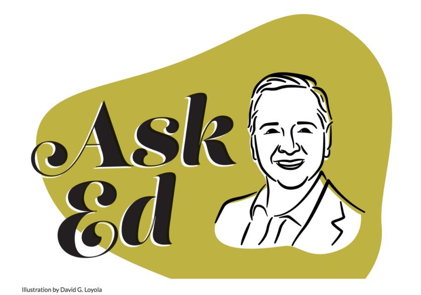Ask Ed logo